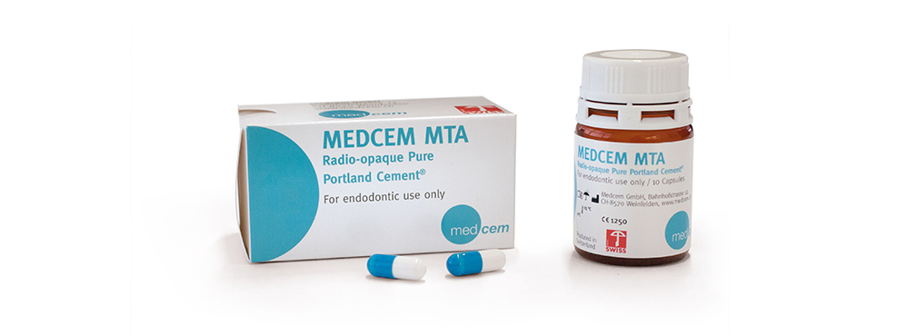 Banner product photo Medcem MTA®