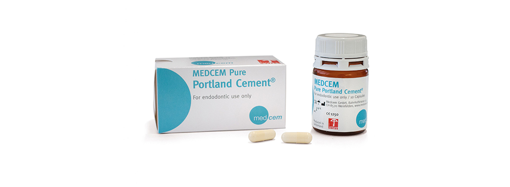 Banner product photo Medcem Pure Portland Cement®